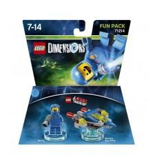 LEGO Dimensions Fun Pack - LEGO Movie Benny