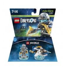 LEGO Dimensions Fun Pack - Ninjago Zane