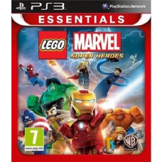 Lego Marvel Super Heroes Essentials Edition PS3 Game