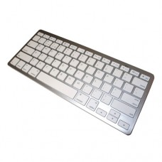 LMS Data Bluetooth 3.0 Wireless Keyboard - Silver (KDB-BT-S)