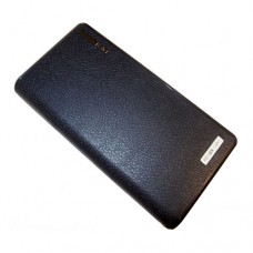 LMS Data Dual USB Devices Pocket PowerBank Charger - 11500mAh - Black (PBK-11500-B)