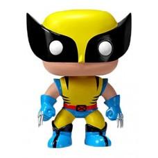 Marvel Universe Heroes X-Men Wolverine 4-Inch Vinyl Pop! Bobble-Head Figure