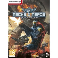 Mechs and Mercs: Black Talons PC DVD