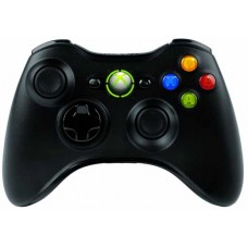 Microsoft Xbox 360 Wireless Controller for Windows Black PC