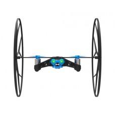 Minidrone Rolling Spider Parrot Gadget Toy - Blue