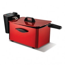 Morphy Richards Accents Deep Fat Fryer Red (Model No. 45083)