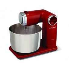 Morphy Richards Accents Folding Stand Mixer 300W - Red (Model No. 400404)