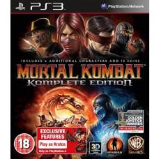 Mortal Kombat Goty Komplete Edition PS3