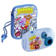 MOSHI MONSTERS 3.1MPX Digital Camera with 1.4 Inch LCD, 8MB Memory and Neoprene Case (MMC002M)