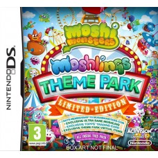 Moshi Monsters Moshlings Theme Park - Limited Edition Nintendo DS