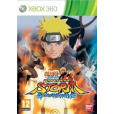 Naruto Shippuden Ultimate Ninja Storm - Generations Xbox 360