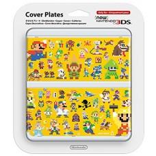 NEW 3DS Console Cover Plate Super Mario Maker