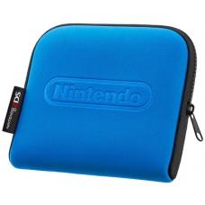 Nintendo 2DS Carrying Case - Blue Nintendo 2DS