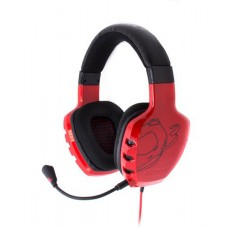 Ozone Rage ST Advanced Stereo Gaming Headset -  Red