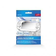 SPEEDLINK Screen Protection Kit for Sony PS Vita, Transparent (SL-4751-01)
