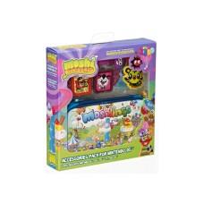 Moshi Monsters Moshlings 6 -in-1 Accessory Kit For Nintendo 3DS/DSi/DS Lite