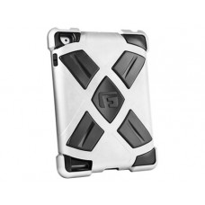 G-FORM Extreme Clip-On Case for iPad, Silver/Black RPT (ETPF00110BE)