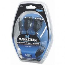 MANHATTAN USB to Serial Converter (174947)