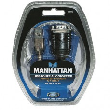 MANHATTAN USB to Serial Converter (205146)