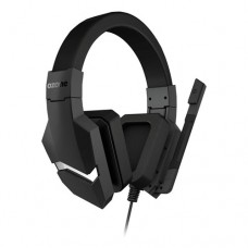 OZONE Blast ST Advanced Foldable Stereo Gaming Headset for PC, PS4, Tablet and Smartphone Black (OZBLASTST)