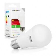 WHITENERGY LED Bulb  10x SMD 2835 LED  A60  E27  10W 230V  (10075) White Warm