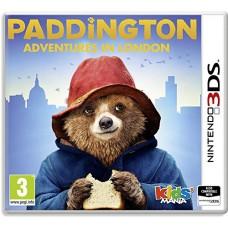 Paddington Adventures in London Nintendo 3DS