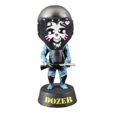 Payday 2 18cm Dozer Helmet Figurine Bobblehead with Ingame Code (Model No. GE2182)
