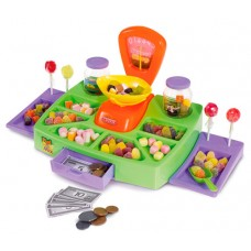 Casdon Pick and Mix Sweet Shop - Pretend with Sweets included Role Play Kids Toy