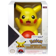 Hori Officially Licensed Pokemon Charge Stand Pikachu Nintendo DSi  DSi XL