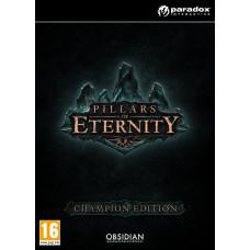 Pillars of Eternity - Champion Edition PC DVD