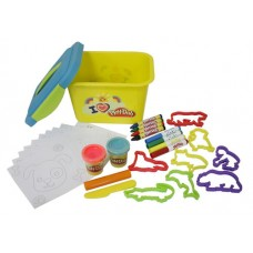 Play Doh My Little Workshop Storage Box with Creative Pack (CPDO011)