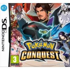 Pokemon Conquest Nintendo DS