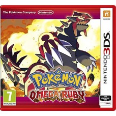 Pokemon Omega Ruby Nintendo 3DS