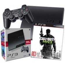 Sony PlayStation 3 Console 320GB with Call of Duty Modern Warfare 3 PS3 Bundle