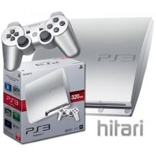 PlayStation 3 Slim Console 320GB Silver (EU Plug)