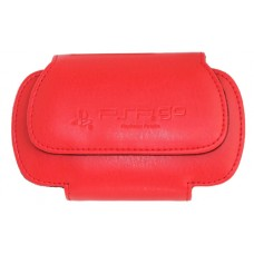 Licensed Red Flip and Play for Sony PSP Go