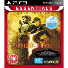 Resident Evil 5 Gold Essentials PS3