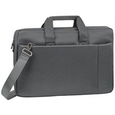 Rivercase 8251 17 Inch Laptop Bag -  Grey
