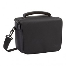 RIVACASE 7303 (Polyester) SLR Camera Case, Black