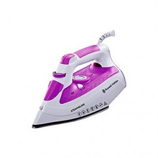 Russell Hobbs Steamglide Iron 2600W - White/Purple (Model No. 21360NO)