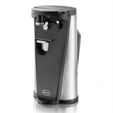Swan Electric Can and Bottle Opener and Knife Sharpener 60W - Silver (SP20110N)