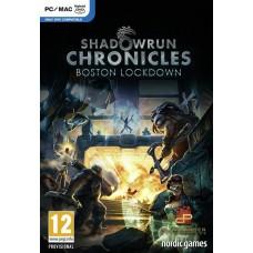 Shadowrun Chronicles Boston Lockdown PC DVD