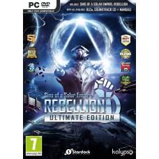 Sins of a Solar Empire: Rebellion Ultimate Edition PC DVD