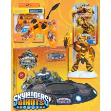 Skylanders Battle Arena + Mini Wired Orange Controller + Swarm Giant Character