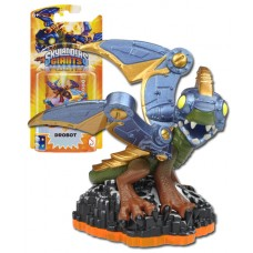 Skylanders Giants Light Core Character Drobot