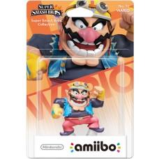 Amiibo Super Smash Bros. Collection - Wario Nintendo Wii U/3DS