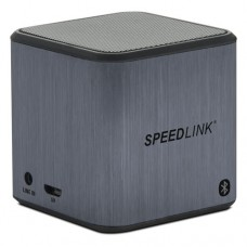 Speedlink Xilu Bluetooth Mini Portable Wireless Speaker 2W Rms Grey SL-890011-GY