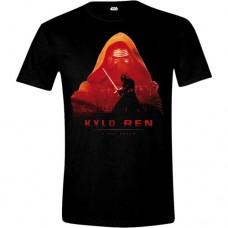Star Wars The Force Awakens Kylo Ren - First Order T-Shirt XL Black CD134STW-XL