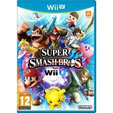 Super Smash Bros Nintendo Wii U