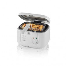 Swan Products Square Fryer 2.5L 1800W - White (Model No. SD6080N)